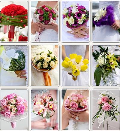 Scelta fiori matrimonio