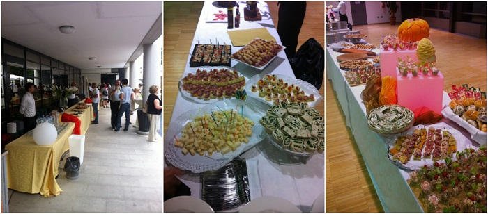 Catering eventi business