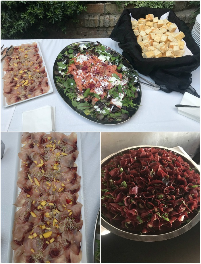 Catering aziendale Venezia