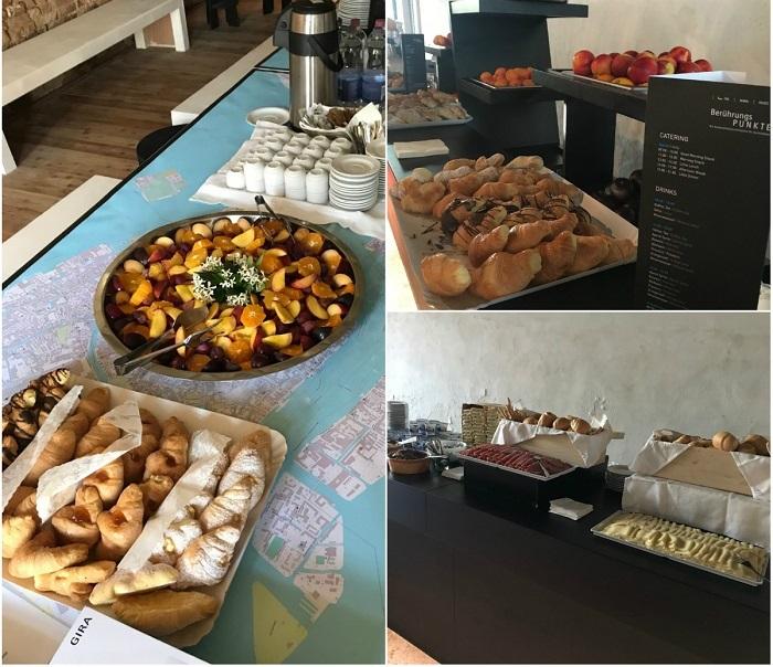 Servizio catering evento pubblico Venezia